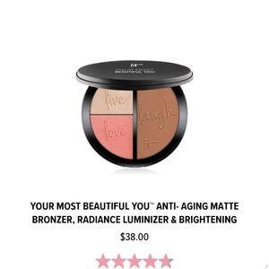 IT Cosmetics Bronzer, Blush & Illuminator